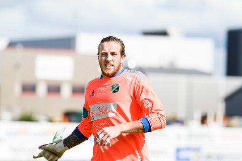 NY KLUBB: Tidligere Hønefoss-spiller Alexander Pedersen har signert for KFUM i OBOS-ligaen.
