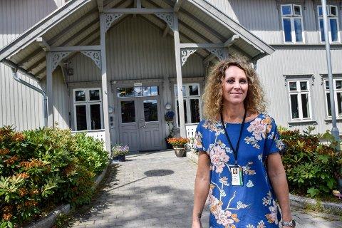 GIR SEG: Miriam Rasch gir seg som leder ved Ringerike krise- og kompetansesenter. Fra høsten av skal hun drive egen privat virksomhet.