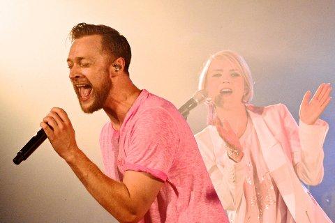 Bjørnar Reime tolket blant andre George Michael i årets Jailhouse Rock-forestillinger. Nå vil han bli hørt som artisten Bjørnar.