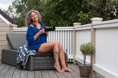 Fotograf: Anette Giphardt jobber som ruskonsulent og fotograferer på fritiden.