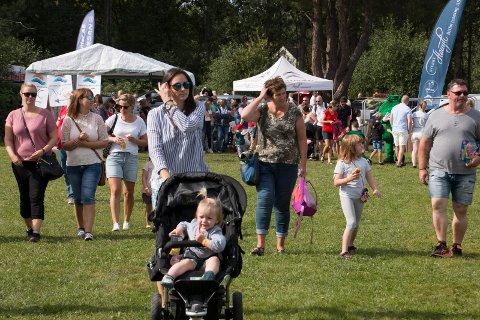I fjor var det kø for å komme inn på Randsfjordfestivalen.