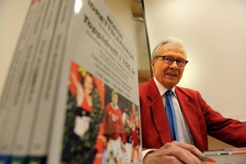 Tom A. Schanke har gått bort. Han ble 77 år gammel.