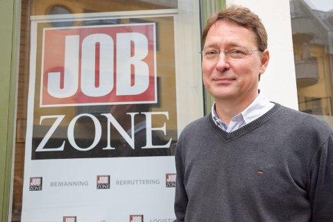 - Nå sikrer vi at maskinlæringen starter på et mye høyere nivå enn vanlig – vi skaper rett og slett et smartere system, sier eier og daglig leder av Jobzone Hønefoss, Glenn Hovde.