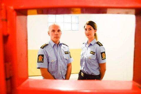 Hovedtillitsvalgt for Politiets Fellesforbund i Nordre Buskerud, Verner Svendsen, og tillitsvalgt i Fellesforbundet, Anette Brandlistuen, er bekymret for konsekvensene dersom arresten i Hønefoss bare blir en sekundærarrest.