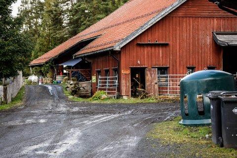 Åpen gård: Solborg i Åsbygda er en del av Camphill Norge. Lørdag inviterer de til åpen gård.