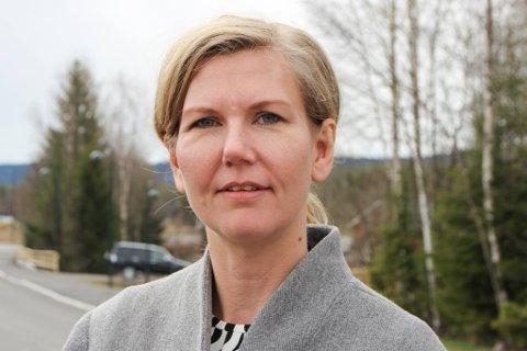 GIR SEG: Marianne Marthinsen (Ap) stiller ikke til gjenvalg.