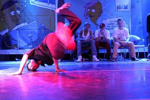 Nå byr Ringerike kulturskole opp til dans.