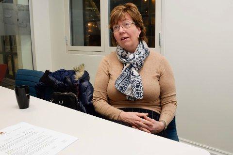 Inger Kammerud er ansatt som byplansjef.