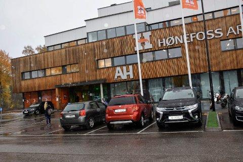 RØDE TALL: Stadion treningssenter leverte røde regnskapstall i 2019.