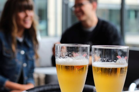 RAMMES AV KLIMAKRISEN: Ølen kan bli dyrere i flere land, på grunn av tørke.