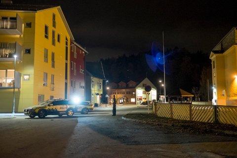 INGEN ØYENVITNER: Politiet har avhørt en rekke vitner, men ingen skal ha sett selve knivstikkingen.