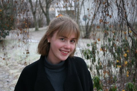 NOENS JUL: Ingeborg håper singelen når ut til så mange mennesker som mulig.