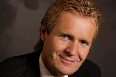 Erik Wold er møteleder.
