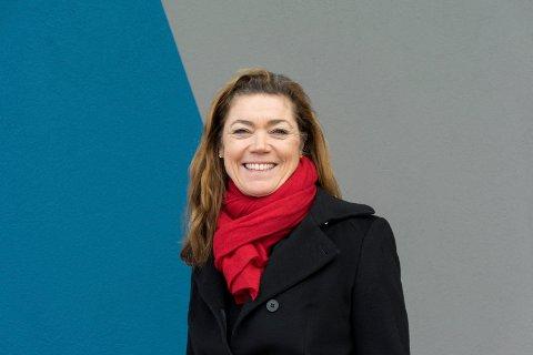 VEKST I VENTE: – Jeg har stor tro på Ringeriksregionen, sier Kristin Skogen Lund, administrerende direktør i NHO. Torsdag holdt hun innlegg på Viken Skogs konferanse Tømmer og marked på Sundvolden hotell.