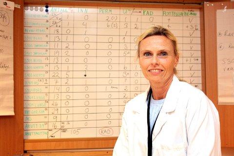 Lisbeth Sommervolll blir ny administrerende direktør i Vestre Viken etter Nils Fredrik Wisløff.
