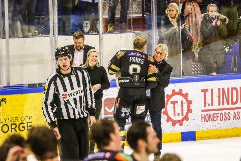 Jubel over opprykk for Panthers i år. Lørenskog ville blitt en motstander i eliteserien, men har ikke fått lisens til å spille. Nå får Narvik muligheten.