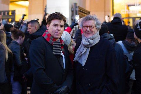 I februar inviterte Per Spook Thomas Klevjer til å overvære en av de store Haute Couture-visningene i Paris.