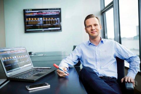 STRØMPRISER: Lavere strømpriser enn i mange andre land er ifølge Stig R. Myrseth en av årsakene til at det asiatiske selskapet vil ha datasenter på Follum.