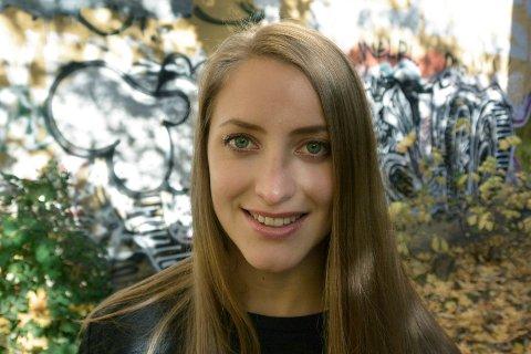 Kathrine Marthinsen driver folkehelseopplysning på heltid i egen bedrift.