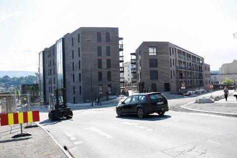 38 av 50 leiligheter er nå solgt i Brutorget.