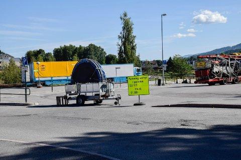 Bergströms tivoli kommer til Tippen.