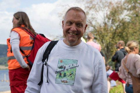 Stolt: Jevnakers ordfører Lars Magnussen gleder seg over at han snart kan lede Ringerikes nest største kommune.