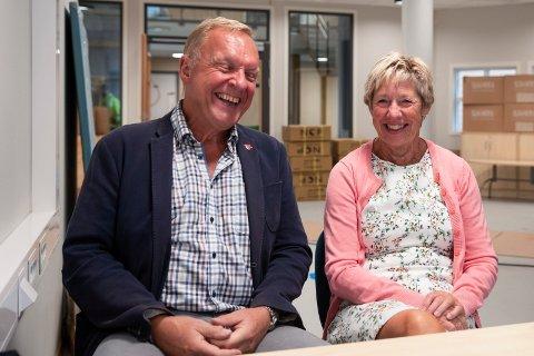 FORTSATT RÅDMANN: May-Britt Nordlis etterfølger skal fortsatt være rådmann, har ordfører Lars Magnussen og kommunestyret bestemt.