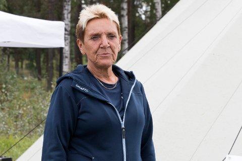 Bekymret: Ragnhild Hoel leder i Ringerike Svømmeklubb er bekymret for de høye drukningstallene.
