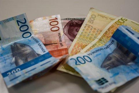Første avdrag på restskatten skal betales før 20. august.