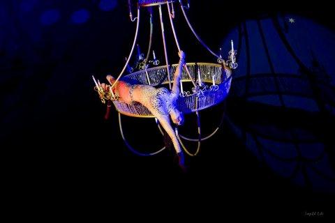 GRATIS: Cirkus Agora kommer til Hønefoss, og alle førsteklassinger kommer inn gratis. (Pressefoto)
