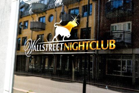 ÅPNER IGJEN: Wallstreet Nightclub kan skjenke alkohol igjen fra onsdag 12. september.