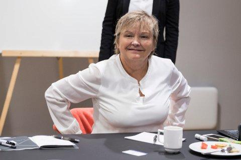 GRÜNDER: Bodil Helene Bach har fått midler til forprosjektet sitt om en ny løsning innen helseteknologi.