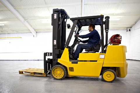 UTLEIE: Høyde Teknikk Ringerike AS leide ut truck og lifter. Styreleder i selskapet forteller om store utfordringer det siste halvåret, som førte til konkursen. Illustrasjonsfoto: Urbanbuzz