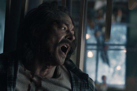PREMIEREHELG: Kristoffer Joner har hovedrollen i katastrofefilmen Skjelvet.