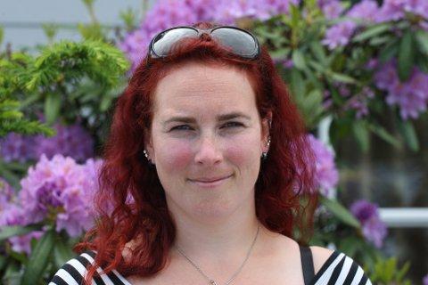 FORBILDE-FINALIST: Susanne Øverby driver AlexanderProsjektet, som deler ut gaver og klær til barn på åtte sykehus i Norge.