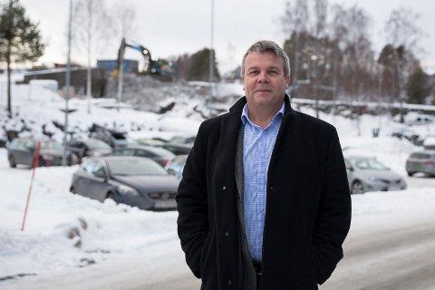 – Ringerike Høyre har vekst og utvikling som sin viktigste sak i programmet for 2019–2023, skriver Dag Henaug.