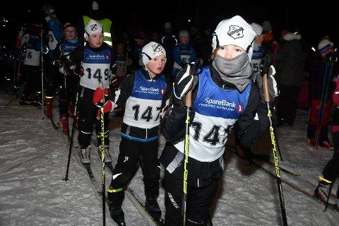 AVLYST: Det andre rennet i Skikarusellen, som skulle gått på Krokkleiva tirsdag, er avlyst.