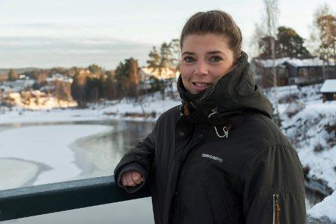 NY KARRIERE: Thea Thorsen avsluttet sykkelkarrieren etter 2018-sesongen. Nå er hun klar for nye utfordringer i Fuel of Norway.