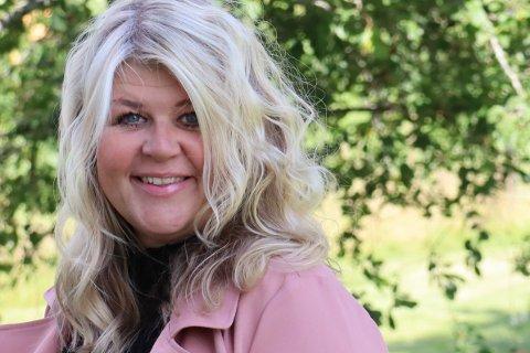 Ann Kristin Aannerud er solist med Brandbu barne-og ungdomskantori og Jevnaker barnekor