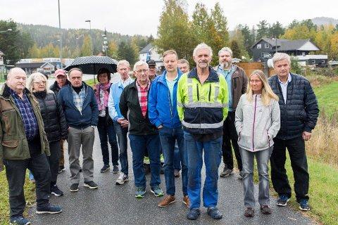FORTVILTE: 54 husstander på Nes i Ådal får store utgifter i forbindelse med kloakktilkobling. De mener det er snakk om grov forskjellsbehandling.