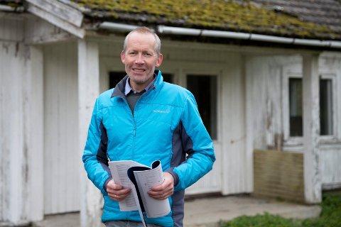 KANSKJE: Geir Nilsen må hjem og tenke. - Det sa ikke umiddelbart pang, men det er mye som taler for.