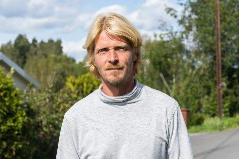 FAU-leder Torgeir Dølerud ved Ullerål skole
