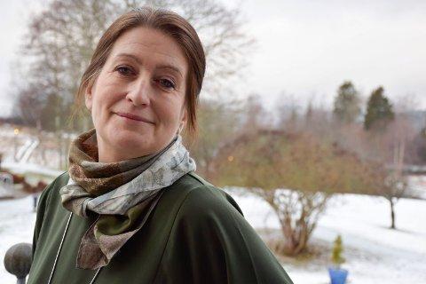 BYTTET SIDE IGJEN: Gunn Iren Midtbø er tilbake i politiet, etter 12 år som advokat. Nå skal hun jobbe med økonomisk kriminalitet.