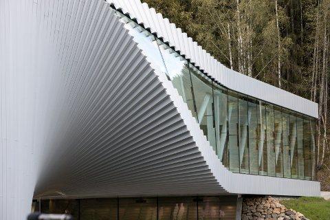IKKE MER: Kistefos-museet får 400.000 kroner fra Jevnaker kommune neste år. Det er samme beløp som i år. Museet søkte om 500.000 kroner.