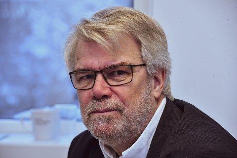 LURE: Ikke la deg lure, din identitet på nett er gull verdt, sier sikkerhetssjef i Skatteetaten, Svein Mobakken.