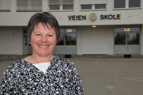 REKTOR: Bente Tandberg håper ettermælet hennes blir at hun har vært en rektor som har gjort jobben sin.