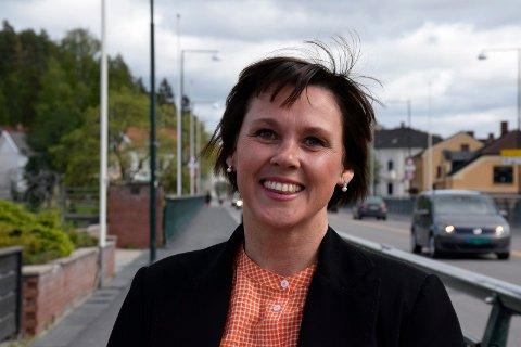 MARKEDSSJEF: Janniche Larssen Bockmann er ansatt som markedssjef i Ridderrennet, som engasjerer hundrevis av syns- og funksjonshemmede hvert år.