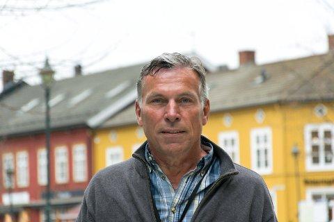 FORTSETTER: Per Ljåstad (64) fra Hole driver fortsatt Gullegget, men ikke under selskapet med samme navn.