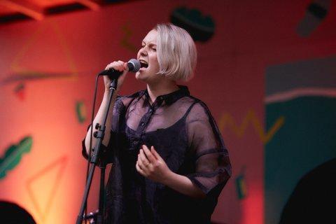 UTROLIG:– Det var helt utrolig, sa Nikoline R. Christensen, alias AYKO, etter konserten.