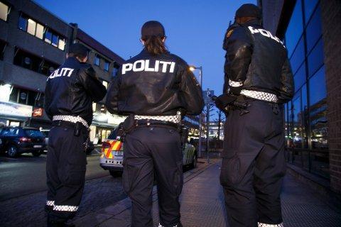 BUDSJETTERER MED UNDERSKUDD: Politiets Fellesforbund er sterkt bekymret for den økonomiske situasjonen framover, og beredskapstilbudet som følger av dette. Foto: Heiko Junge/NTB scanpix
